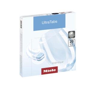 Таблетки для посудомоечных машин Miele Ultra Tabs Multi (20шт.в уп)